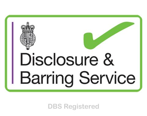ADS Window Films Disclosure & Barring Service Accreditation Logo
