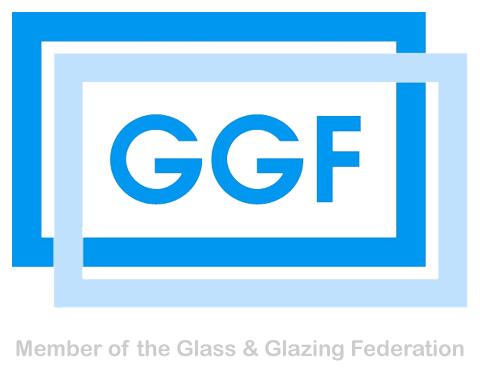 ADS Window Films Glass & Glazing Federation Accreditation Logo