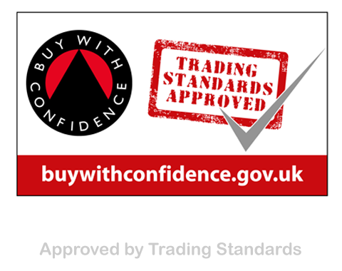 ADS Window Films Trading Standards Accreditation Logo