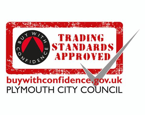 ADS Window Films Trading Standards Accreditation Logo